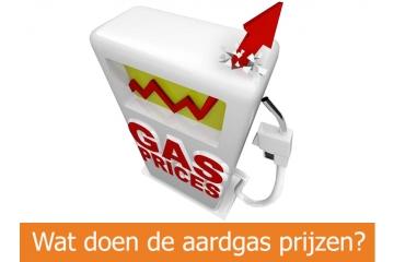 Wat betaal je voor aardgas