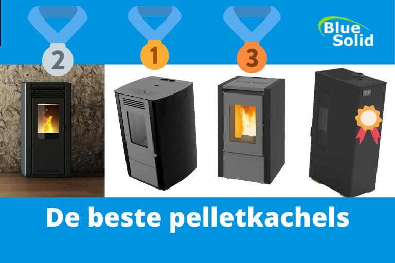 Pelletkachel kopen: de 5 beste pelletkachels van Nederland