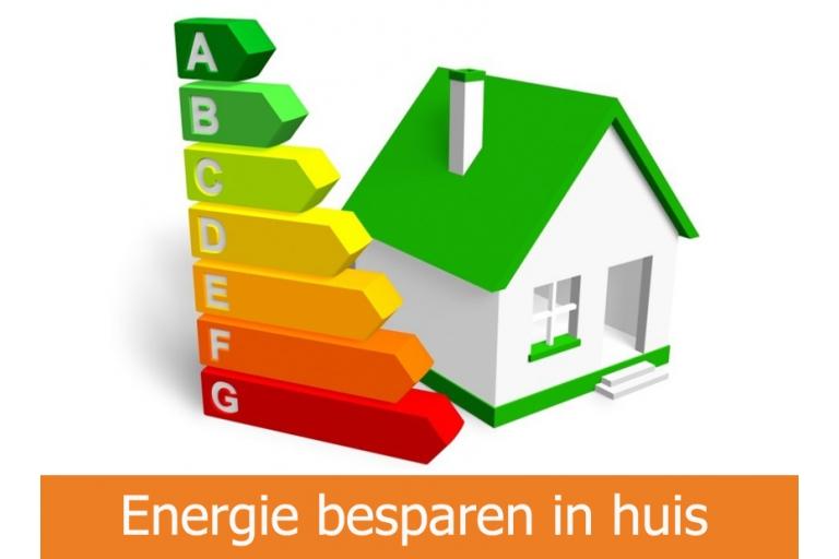 Energie besparen in huis met 7 slimme tips