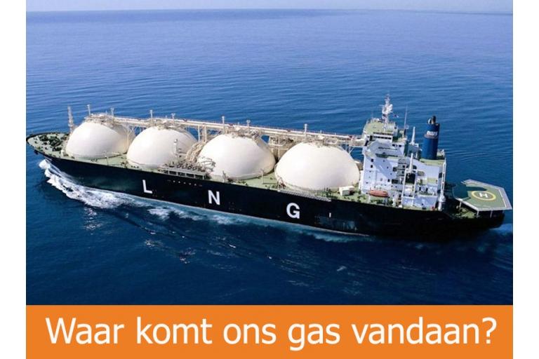 Waarom het transport van aardgas slecht is