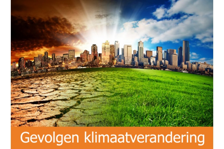 De oorzaken en gevolgen van klimaatverandering