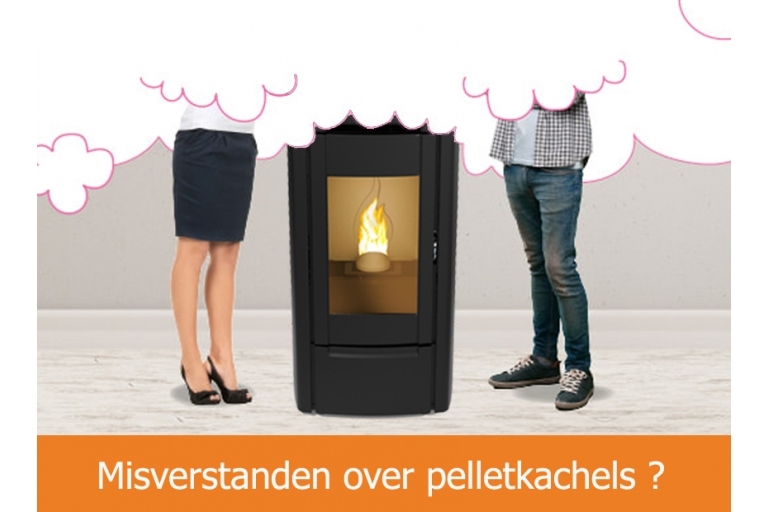4 misverstanden over pelletkachels