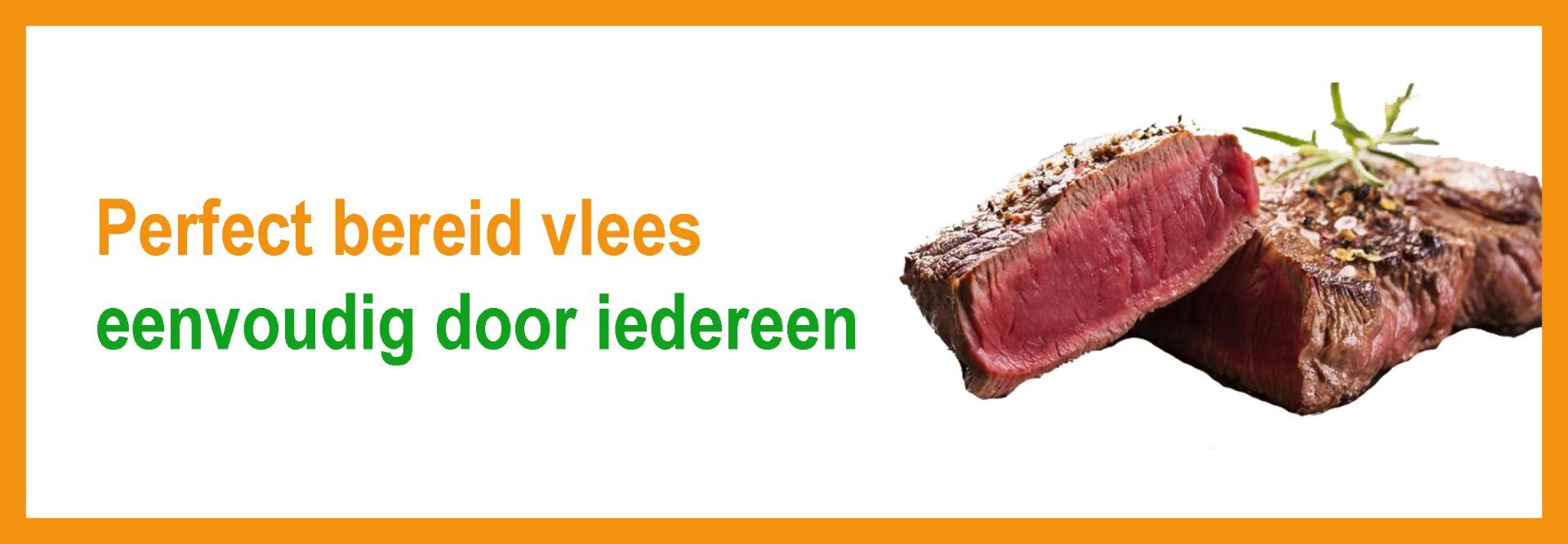 Pellet bbq - perfect vlees