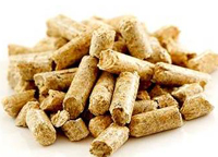 Hout-pellets