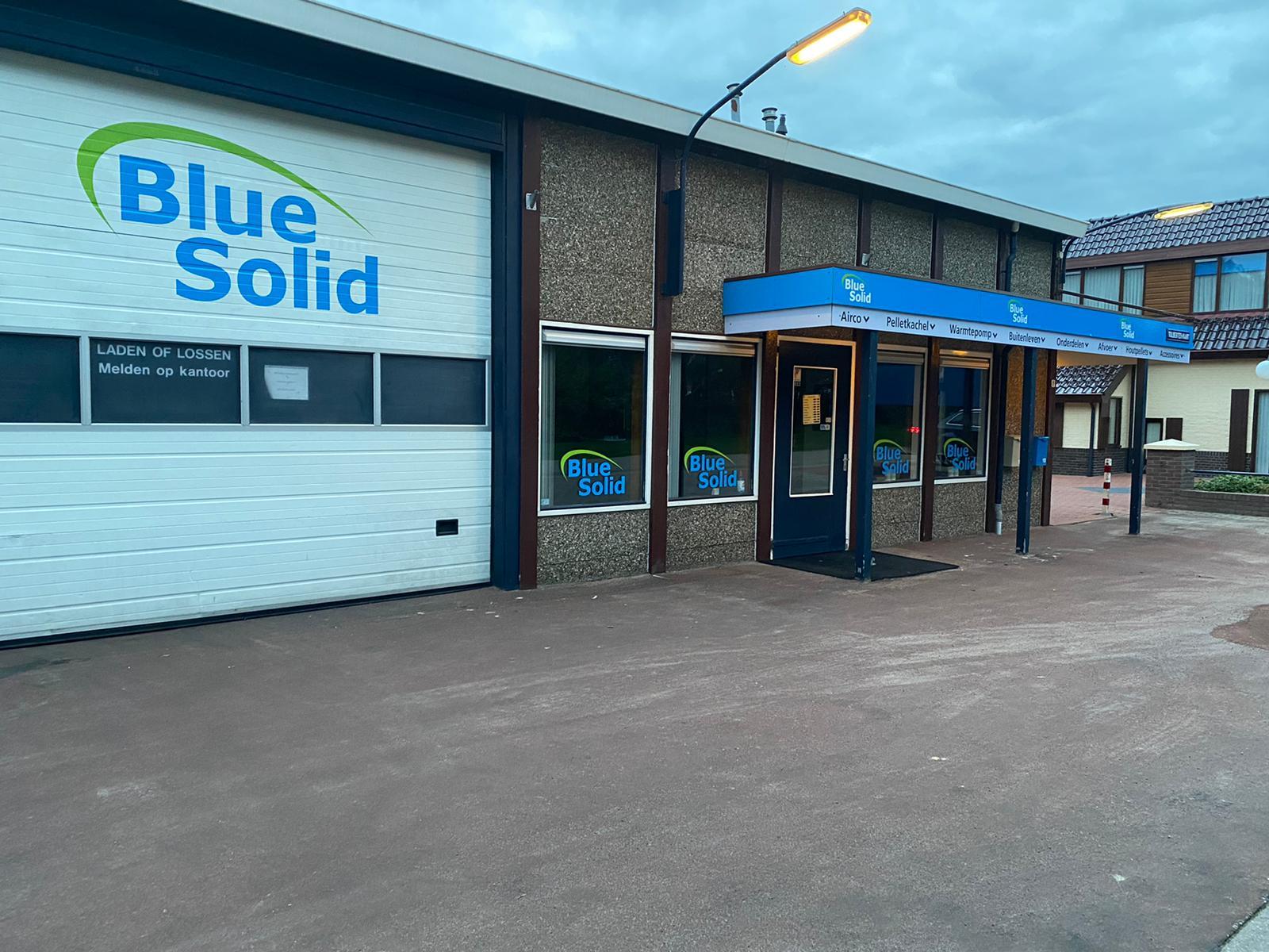 BlueSolid showroom