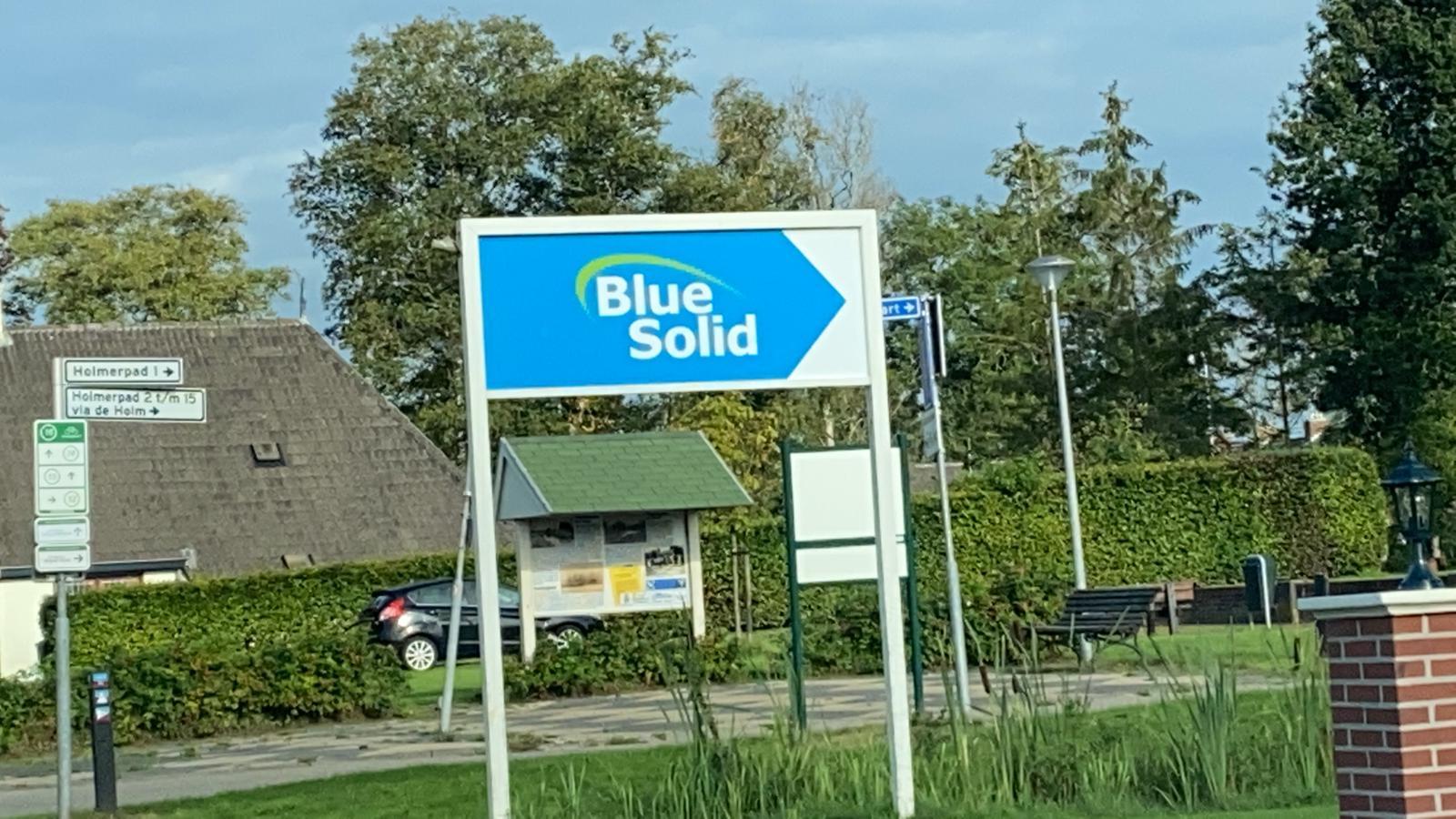 Op weg naar BlueSolid