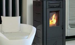 Pelletkachel duurzame warmte