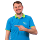 Lars, BleuSolid medewerker