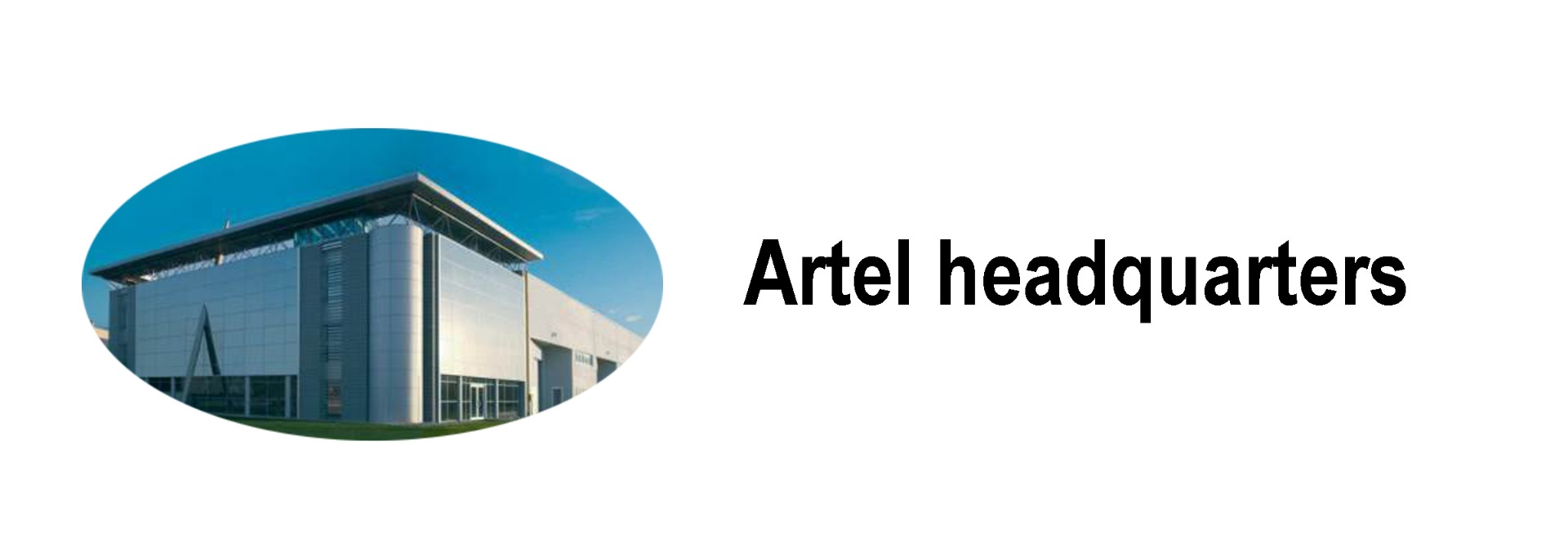 Artel hoofdkantoor