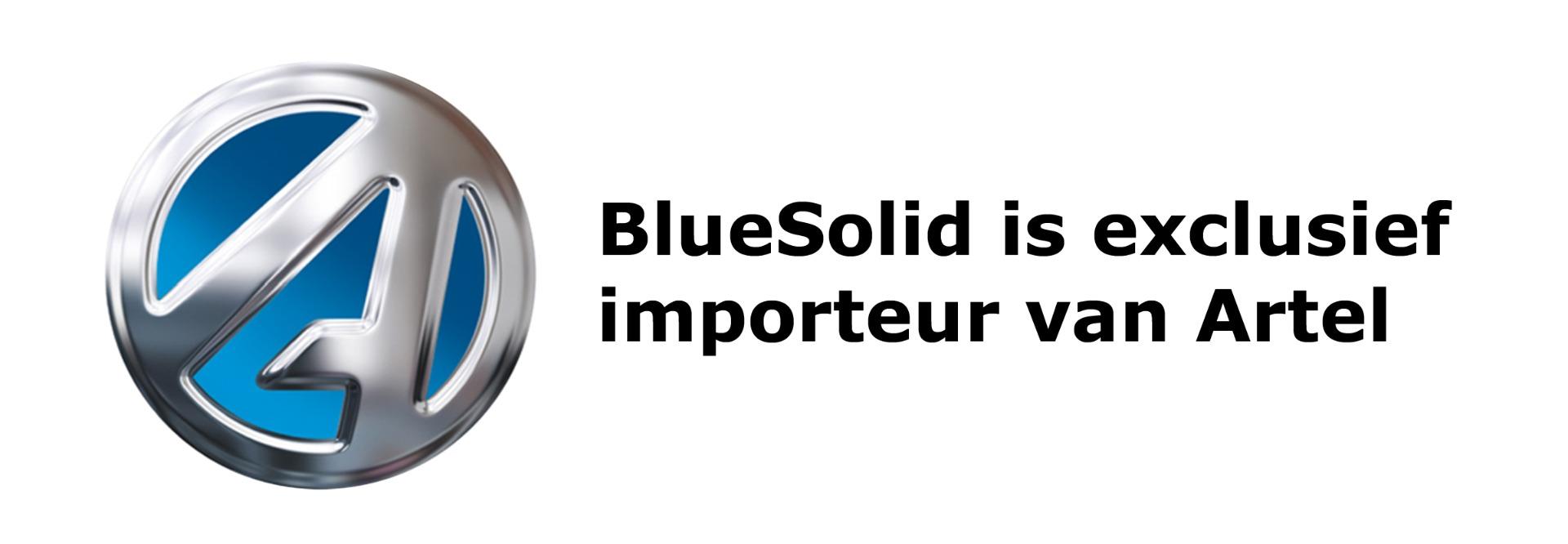 BlueSolid importeur van Artel
