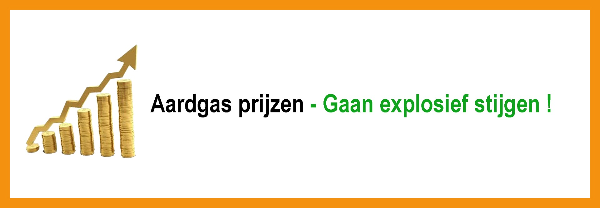 Aardgas prijzen