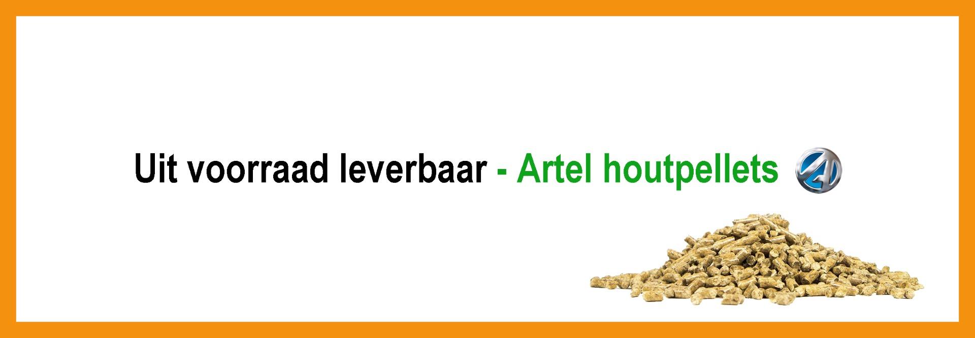 Artel houtpellets