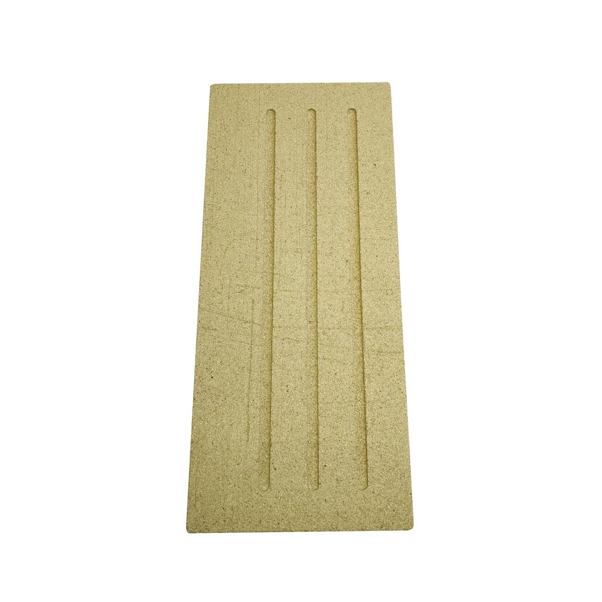 Branderkamer links - Vermiculite