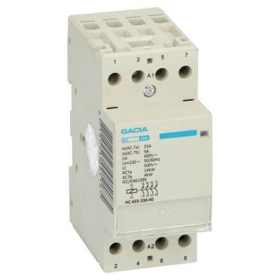 Schakel relais tbv elektrisch booster verwarming