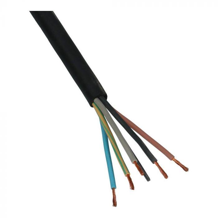 5 aderige stuurstroom kabel