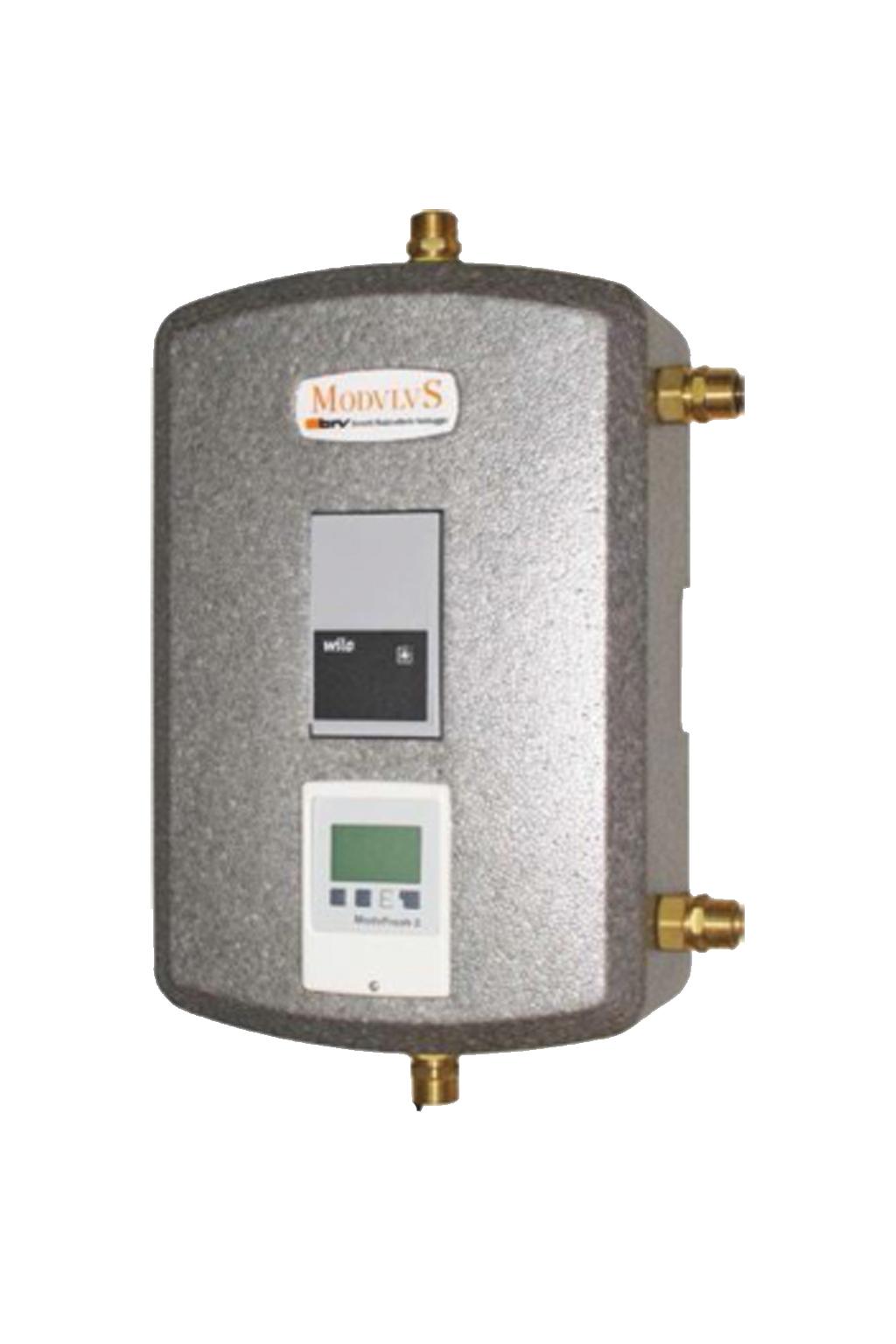 Warm tap water pompgroep Medvfresh2- 20 liter