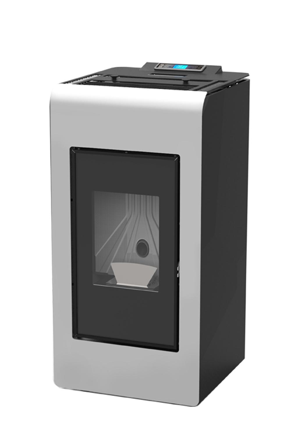 Cayenne Pro wit 8 kW