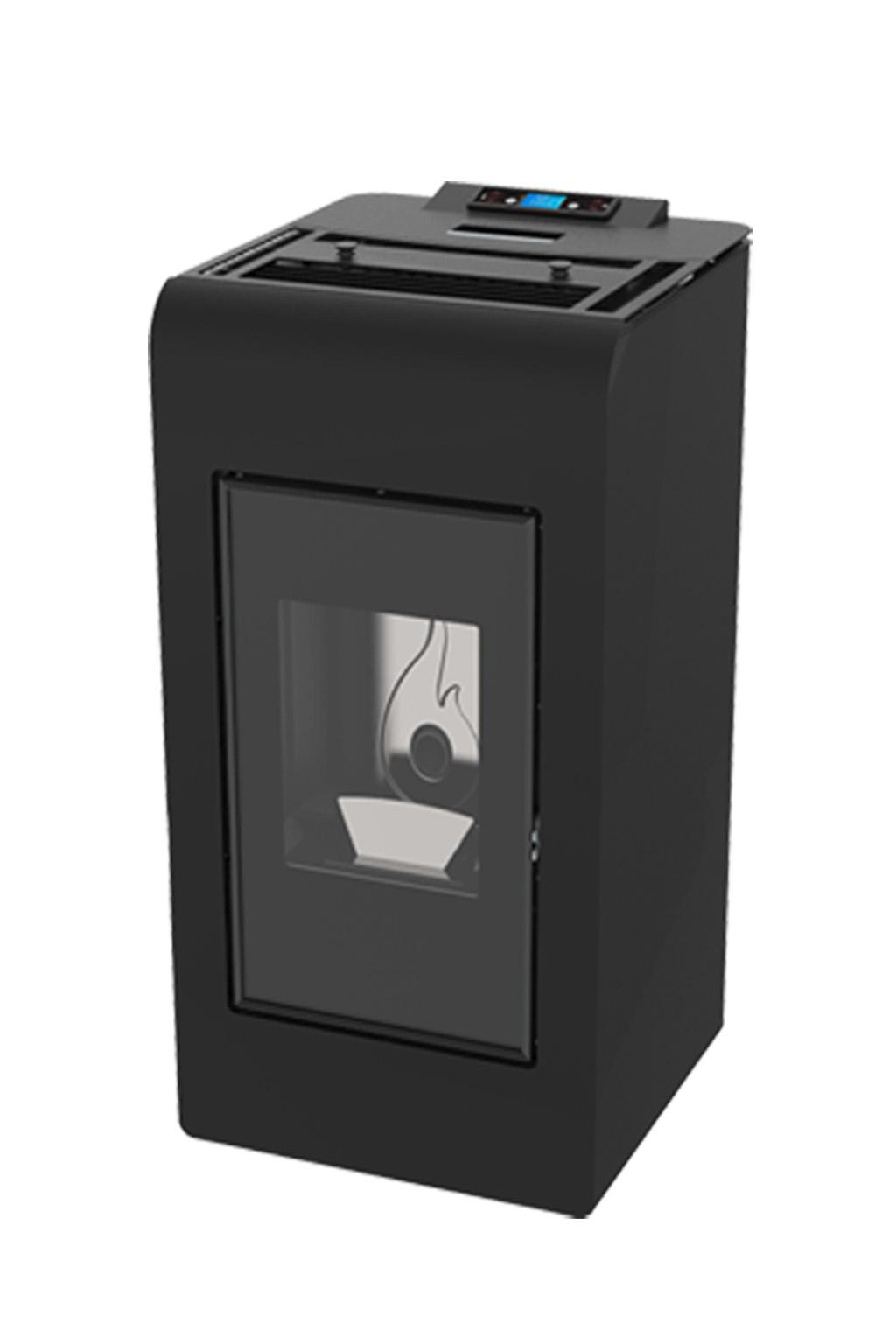 Cayenne Pro zwart 8 kW