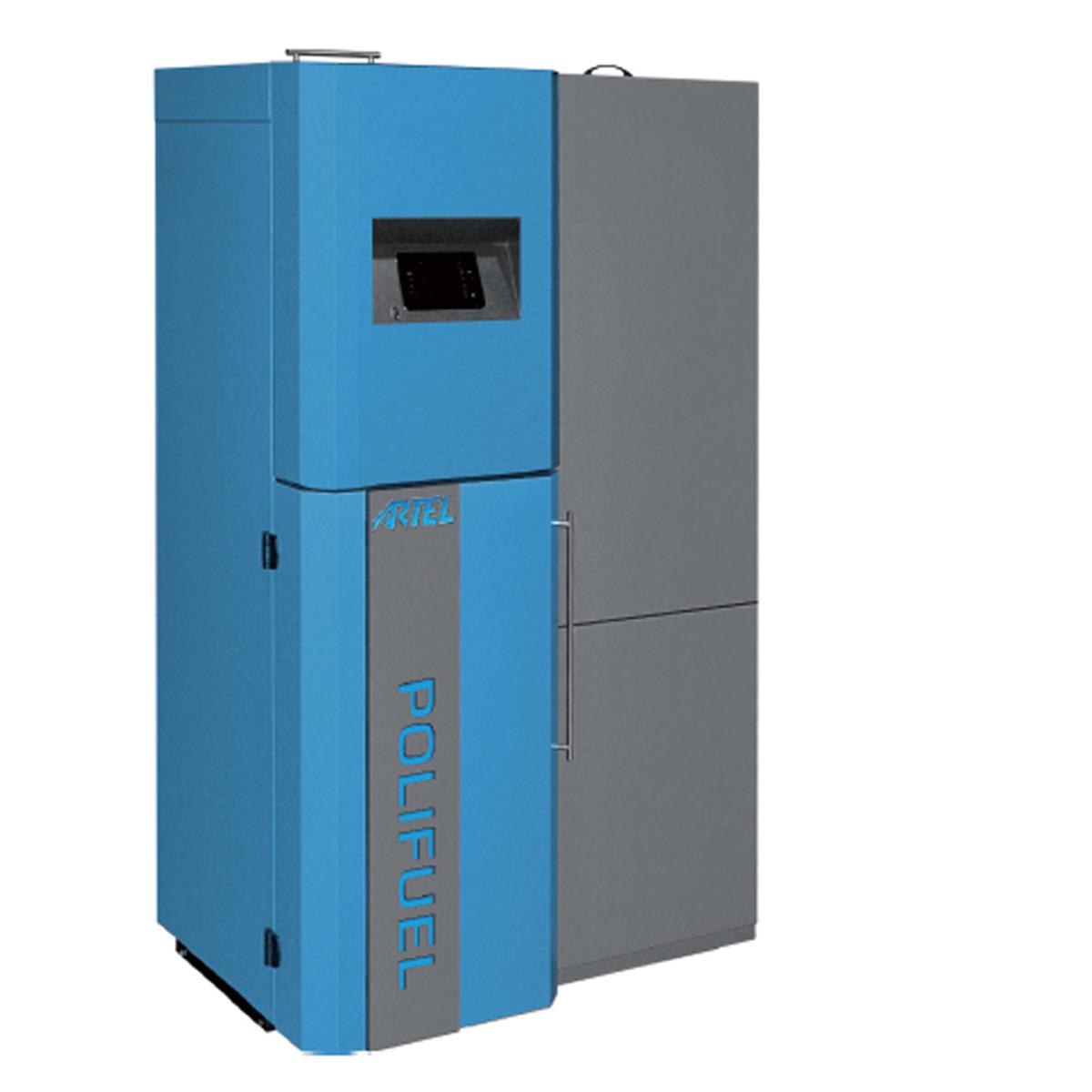 Comfort pelletketel 31 kW