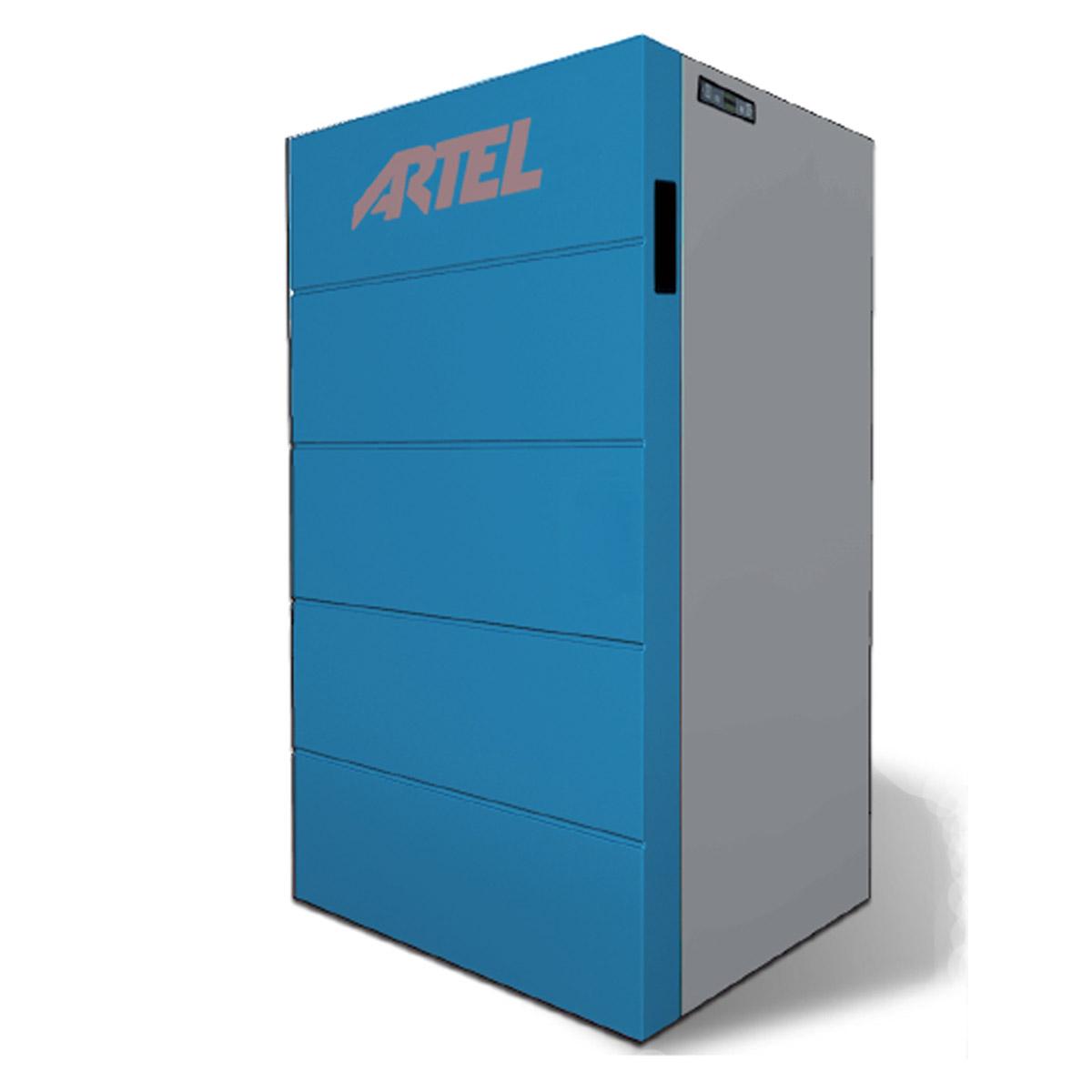 Pellet CV ketel Compact 24 kW auto clean