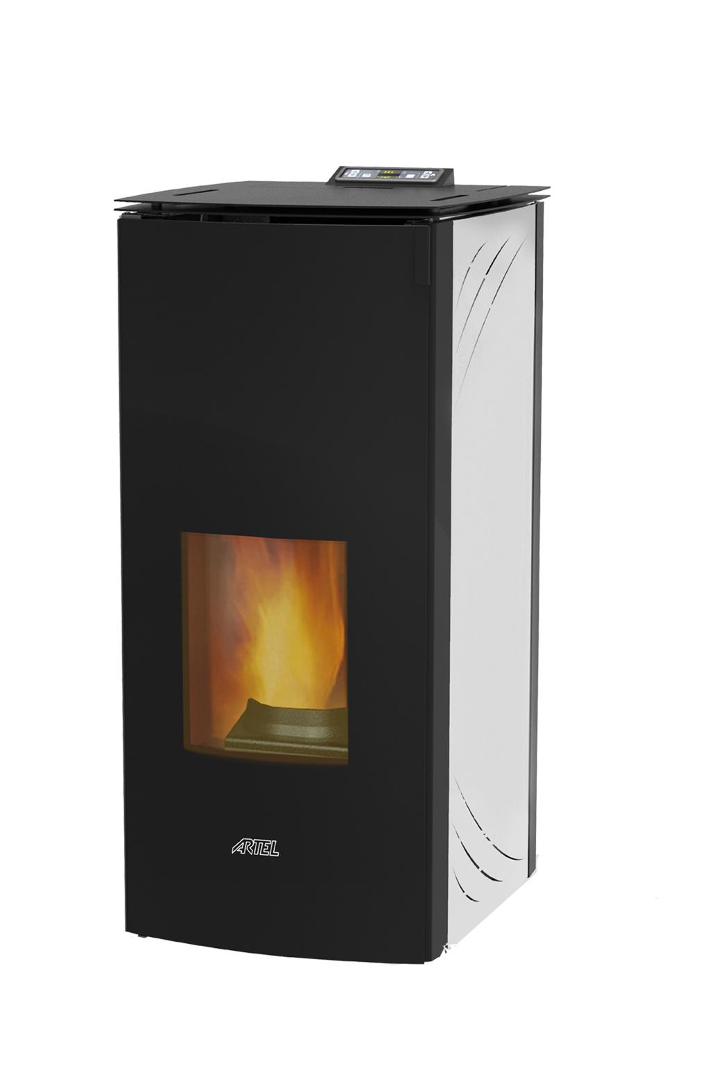 Glass CV 17 kW wit