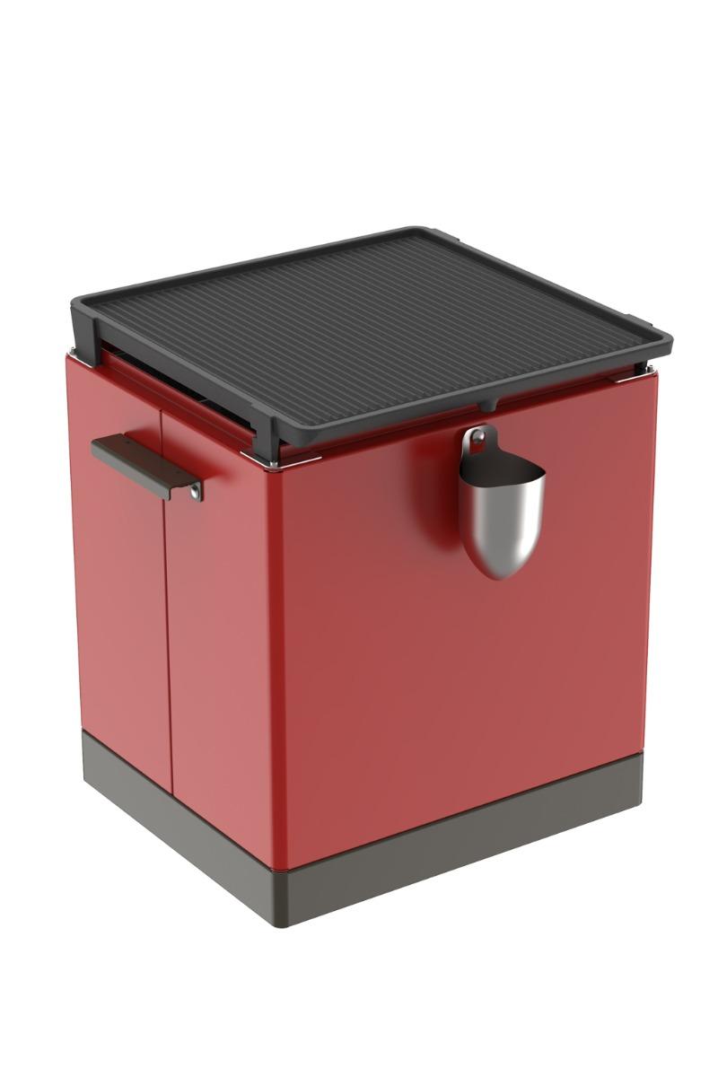 Grill box van PelletNext