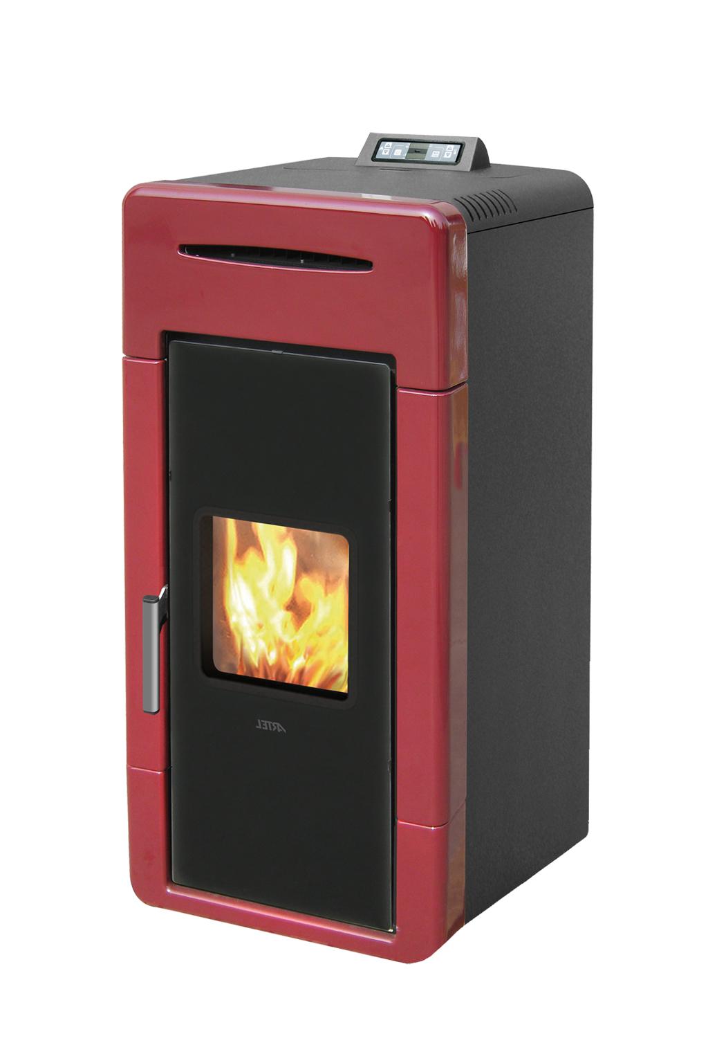 CV ceramic rood 20 kW - 380m³