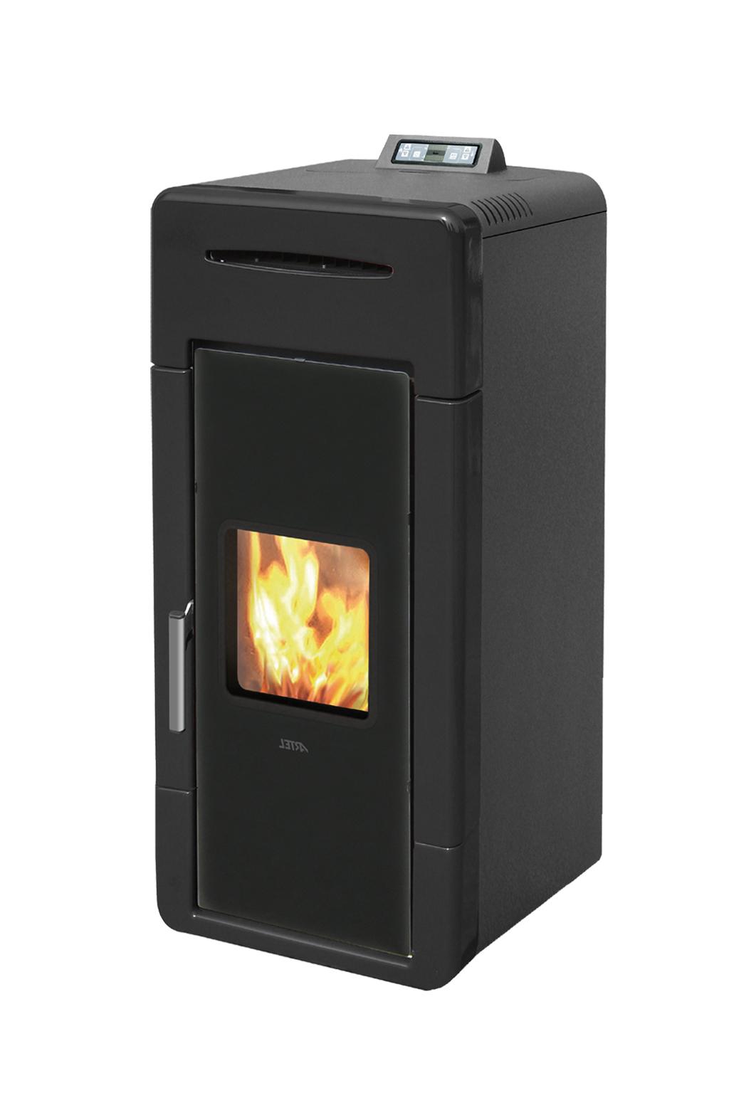 CV ceramic zwart 24 kW - 400 m³