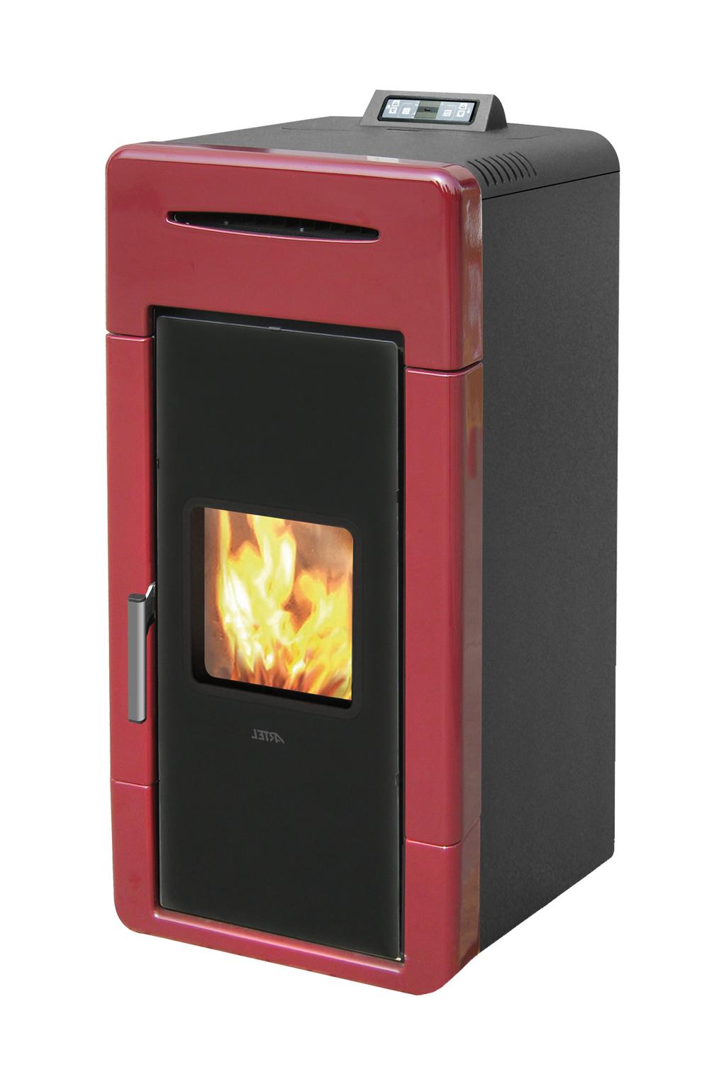 CV ceramic rood 32 kW - 630m³