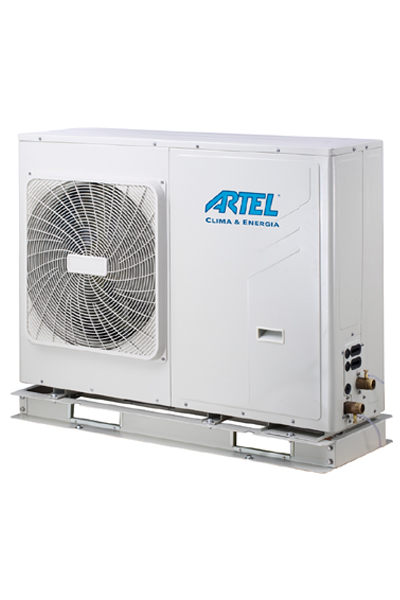 Warmtepomp Monoblock - 10 kW 1ph