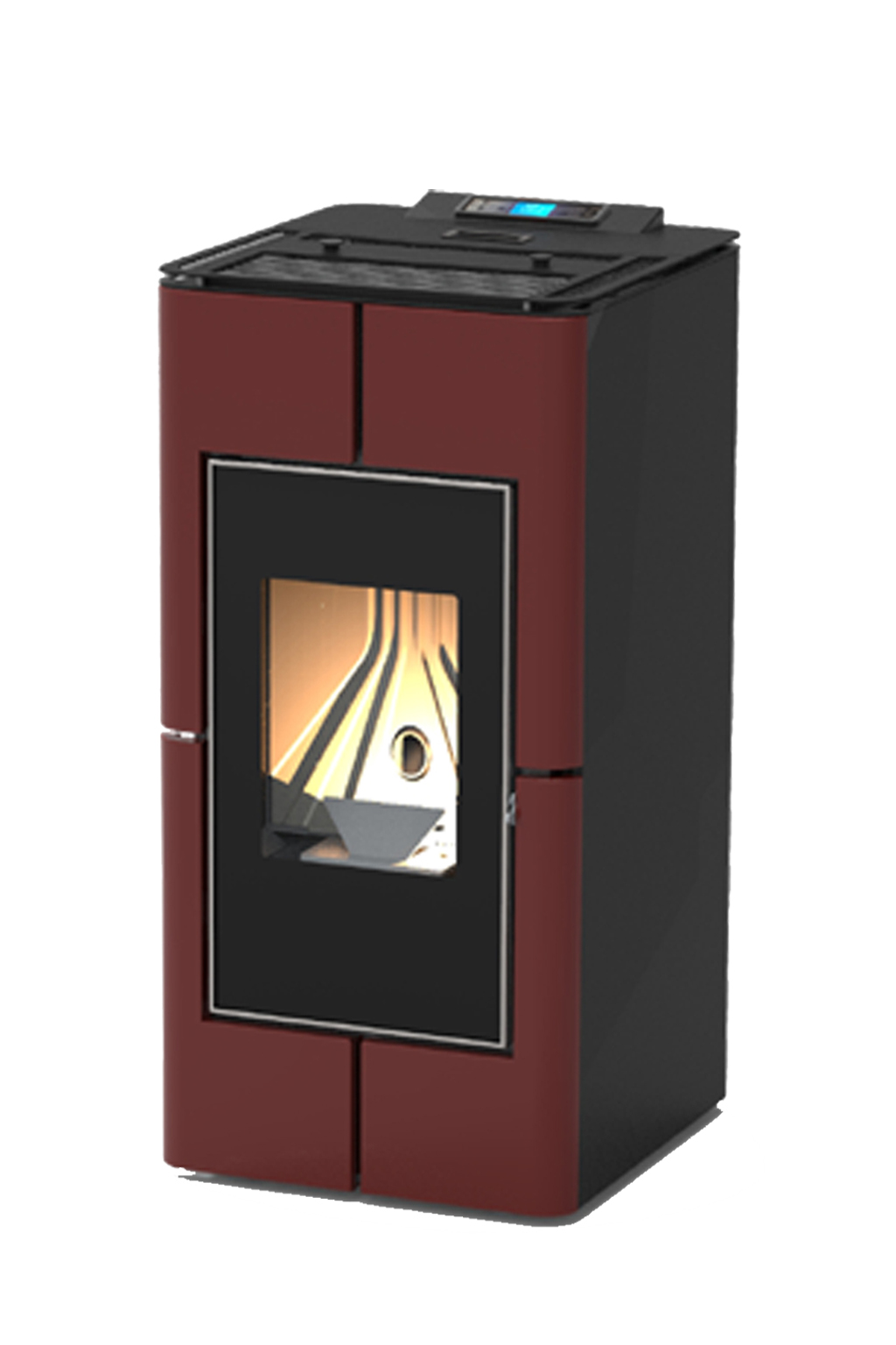 Norma 6 kW Rood - 60m2