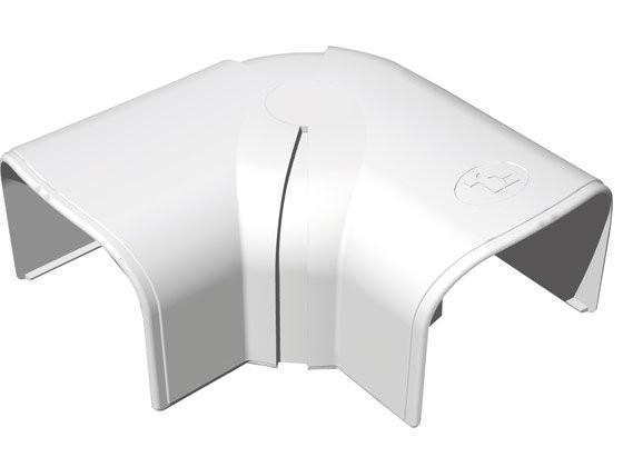 Tecnosystemi Optima verstelbare bocht 45-90° CPS75