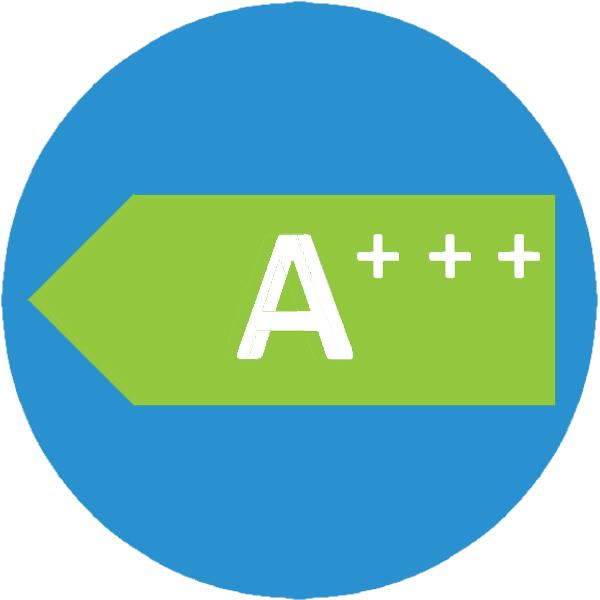 Energielabel A+++